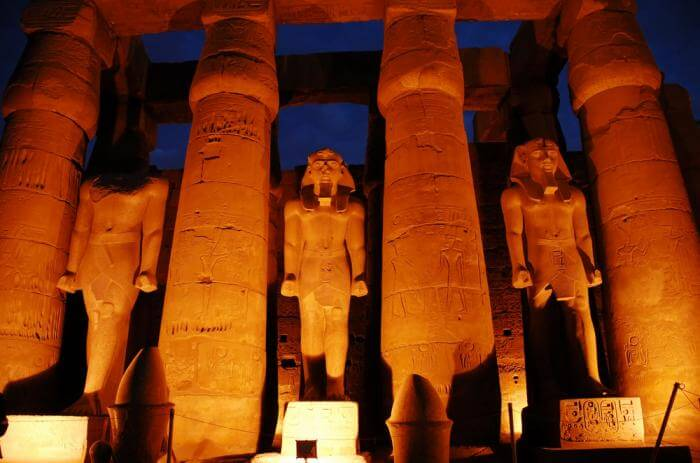 Luxor Temple Egypticon 100 Most Famous Landmarks Around the World