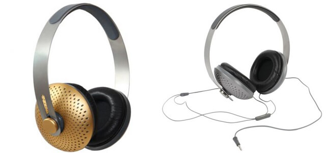 World's First EcoFriendly Over-Ear Headphones with Sophisticated Design