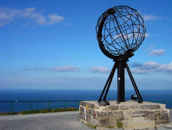 North Cape 25.08.2005 600x454 100 Most Famous Landmarks Around the World