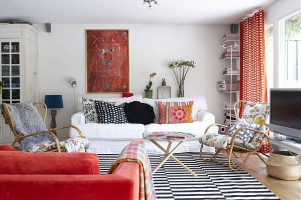 30 Beautiful Scandinavian Living Rooms With Inspiring