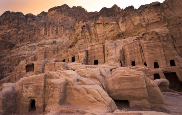 Petra I by Ibrahim K 600x379 100 Most Famous Landmarks Around the World