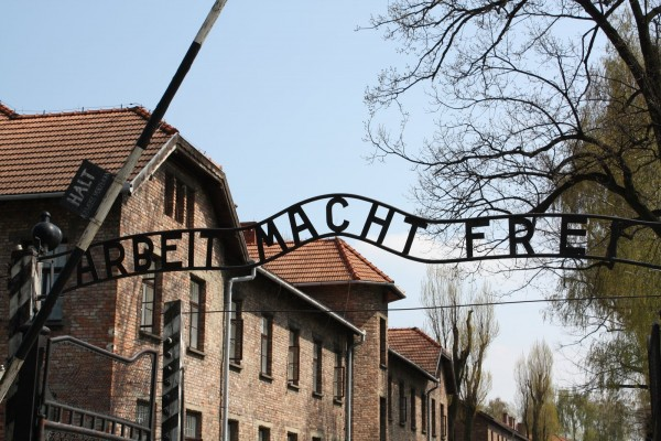 Poland Auschwitz IMG 0410 790940 600x400 100 Most Famous Landmarks Around the World