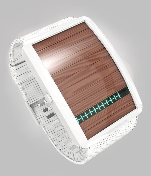 YOUARESOLATE watch 15 Stunning Futuristic Watches Concept Designs