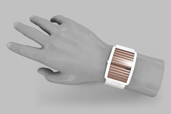 YOUARESOLATE watch01 15 Stunning Futuristic Watches Concept Designs