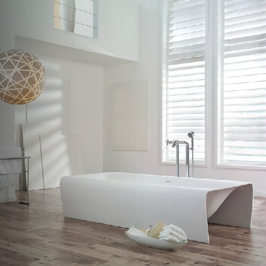bathtub08 Contemporary Bathtubs Designs by Aquamass