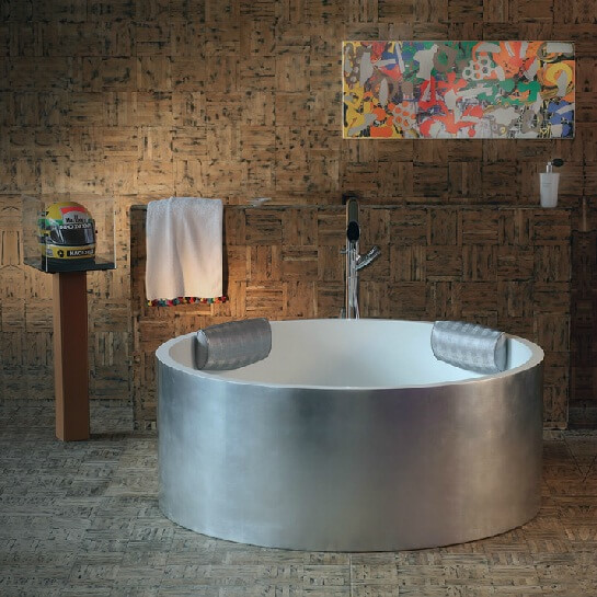 bathtub10 Contemporary Bathtubs Designs by Aquamass