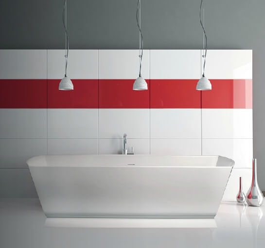 bathtub11 Contemporary Bathtubs Designs by Aquamass