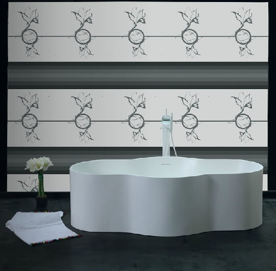 bathtub12 Contemporary Bathtubs Designs by Aquamass