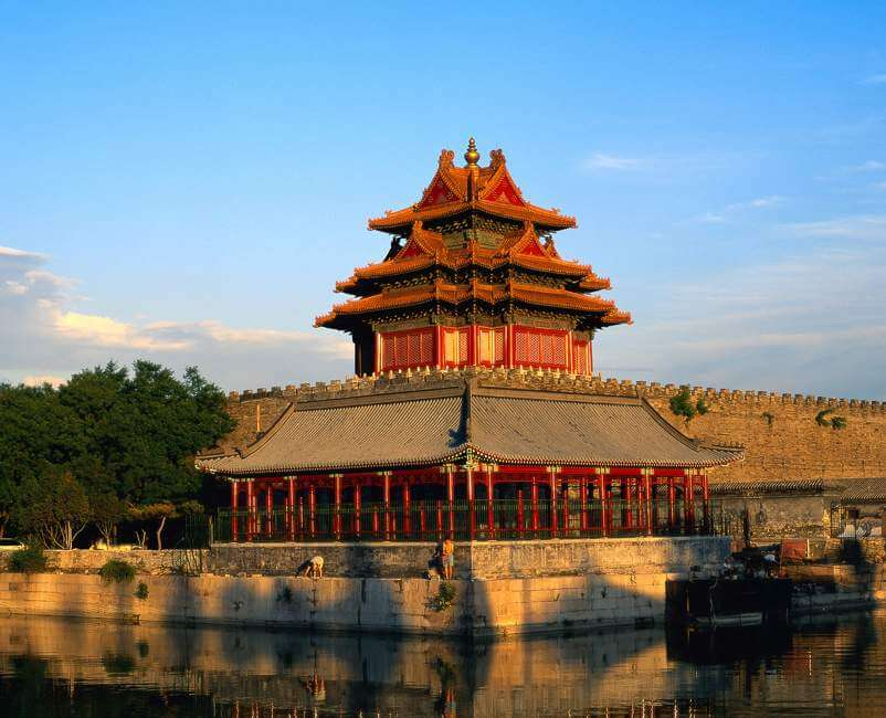beijing forbidden city6 100 Most Famous Landmarks Around the World