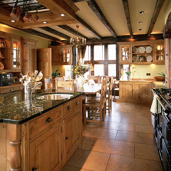 ceramic kitchen floor tiles How to Choose Flooring for Kitchens