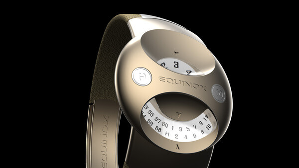 equinox 15 Stunning Futuristic Watches Concept Designs