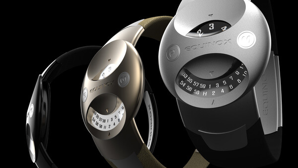equinox01jpg 15 Stunning Futuristic Watches Concept Designs