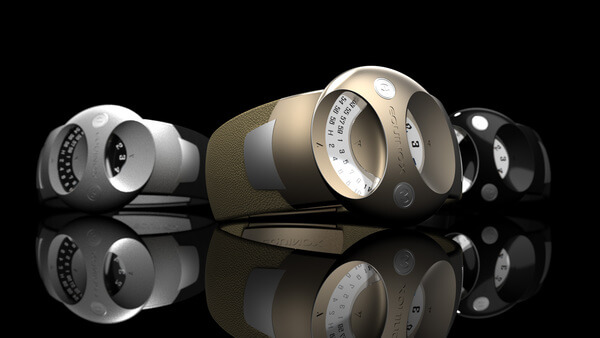 equinox02 15 Stunning Futuristic Watches Concept Designs