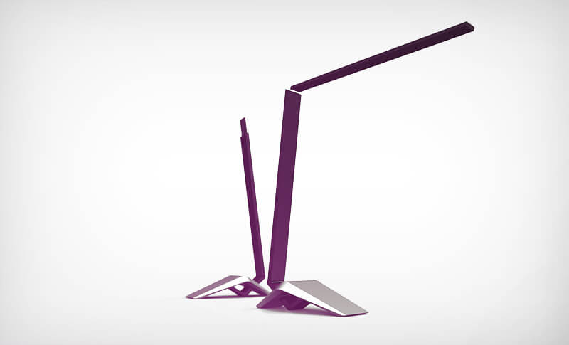 Smart Idea for a LED Desklamp