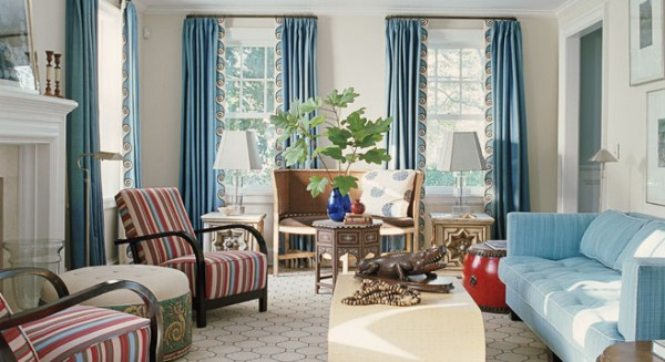 Enhance The Room Interior With Custom Curtains