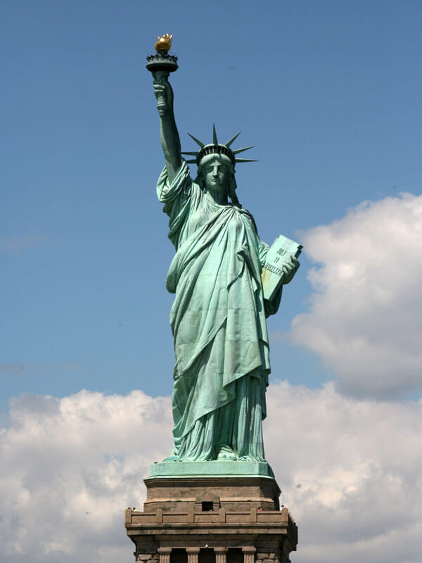 liberty 100 Most Famous Landmarks Around the World