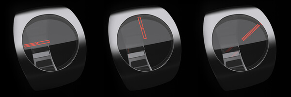 on air wrist watch01 15 Stunning Futuristic Watches Concept Designs
