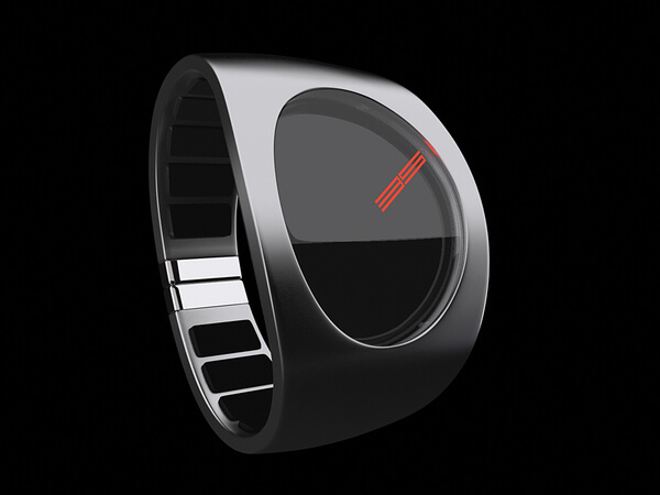 on air wrist watchjpg 15 Stunning Futuristic Watches Concept Designs