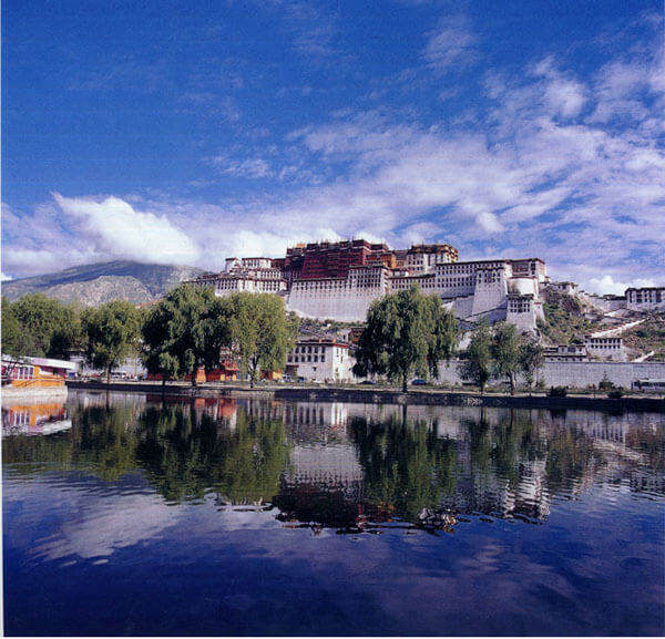 potala palace lhasa tibet china photo gov 4 100 Most Famous Landmarks Around the World