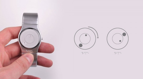 tact03 600x333 15 Stunning Futuristic Watches Concept Designs