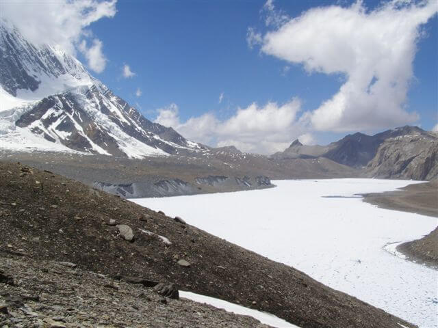 tilicho lake 100 Most Famous Landmarks Around the World