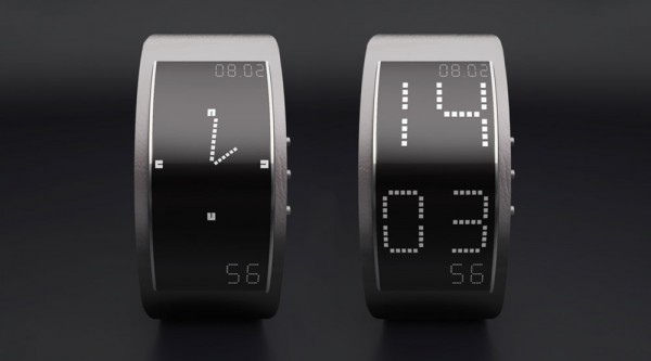 tima03 600x333 15 Stunning Futuristic Watches Concept Designs