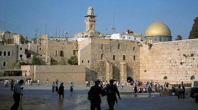 wailing wall 100 Most Famous Landmarks Around the World