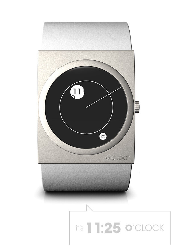 watch concept 15 Stunning Futuristic Watches Concept Designs