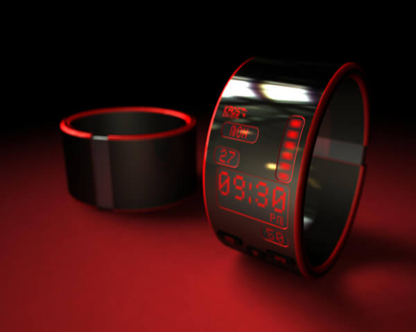 wrist watchjpg 15 Stunning Futuristic Watches Concept Designs