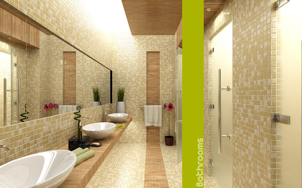 2 bathroom decorating Decorating Ideas to Design a Bathroom