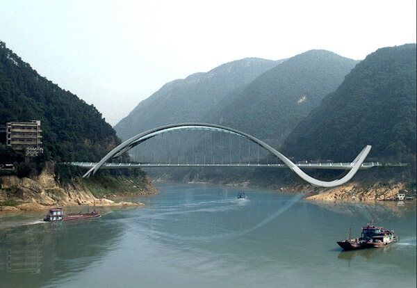 4eco bridge Amazing Creative Structure for Eco Bridge by Taranta Creations