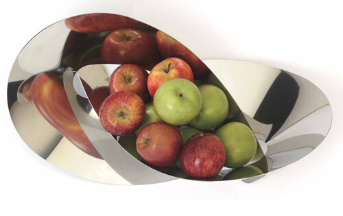 Flatknot Plan Apple 20 Delightful Fruit Bowls with Creative Designs