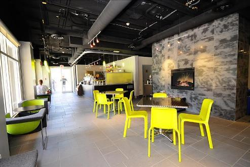 HI-Whistler Hostel, Canada, Hostels for Design Lovers