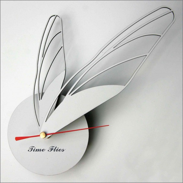 Lid 4 Red For web 600x600 Wall Clock with Beautifully Intricate Hands