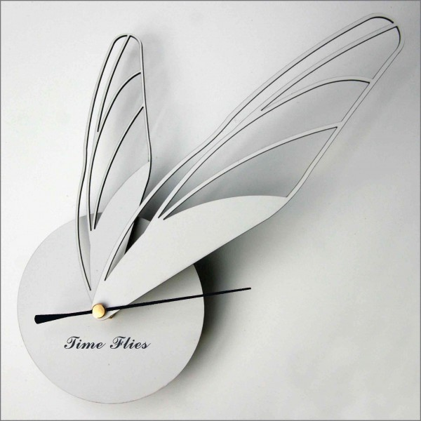 Lid 4 black for web 600x600 Wall Clock with Beautifully Intricate Hands
