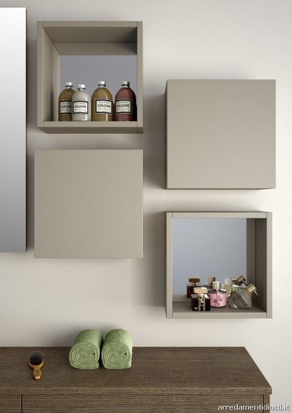 Italian modern furniture for your home interior design for Cubi libreria ikea