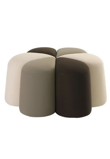 Roche Bobois Mayflower9 Adorable Flower Shaped Armchair by Roche Bobois