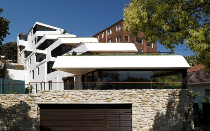 Benelong Appartments a Wonderful Architecture Design by Luigi Rosselli