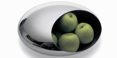 cocoon fruit bowl 20 Delightful Fruit Bowls with Creative Designs
