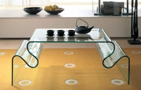 fiocco table 21 Unique Coffee Tables Designs