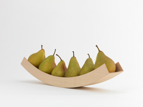 fruit bowl4 20 Delightful Fruit Bowls with Creative Designs