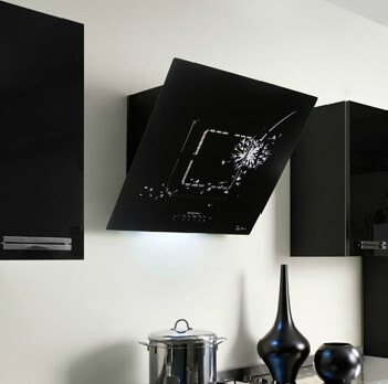 kitchen hoods06 Innovative Kitchen Hoods by Barriviera Cappe