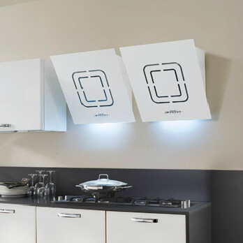 kitchen hoods07 Innovative Kitchen Hoods by Barriviera Cappe