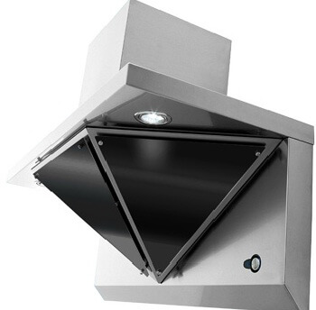 kitchen hoods12 Innovative Kitchen Hoods by Barriviera Cappe
