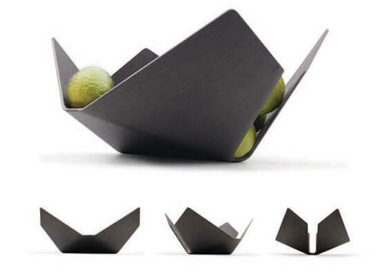 lorea bowl 20 Delightful Fruit Bowls with Creative Designs