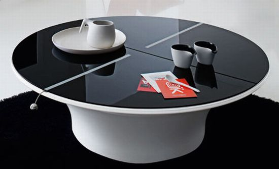 loto coffee table modular furniture 21 Unique Coffee Tables Designs