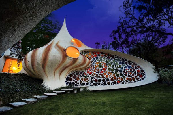 Its modern approach of the architectural ... 14 Breathtaking Architectural  Designs Inspired By Nature ...