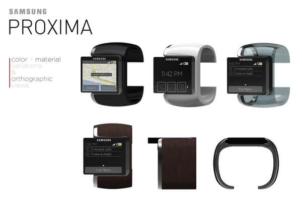 proxima samsung02 Stylish Samsung Proxima Concept by Johan Loekito
