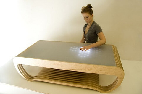 sensitive coffee table 21 Unique Coffee Tables Designs