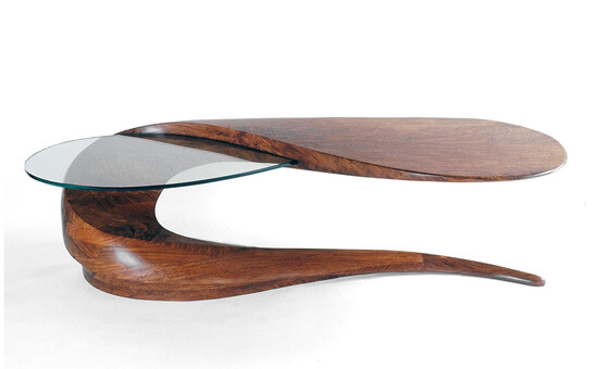 serpent coffee table 21 Unique Coffee Tables Designs